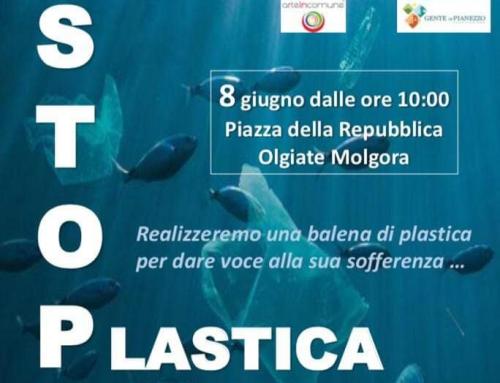"""La Casa dei Ragazzi partecipa all'iniziativa """"STOP Plastica in Mare"""""""